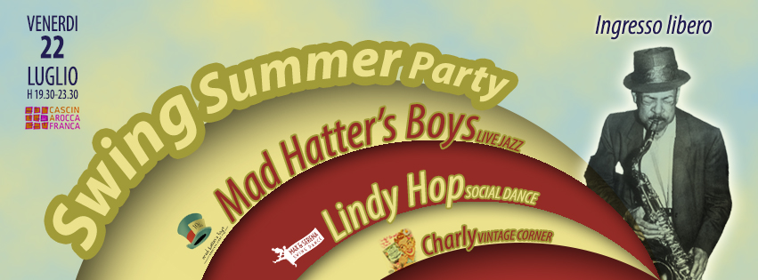Swing Summer Party 2016