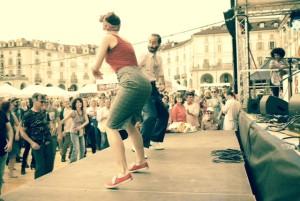 Lezione Lindy Hop Jazz Festival