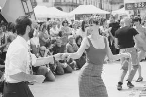 Max Serena Lindy Jazz Festival