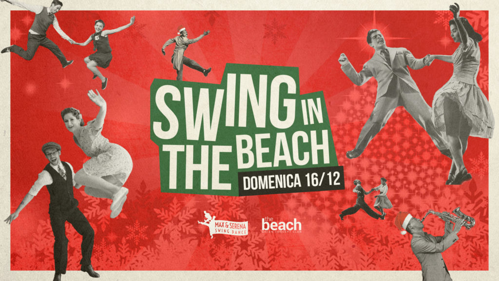 Swing in the beach Torino