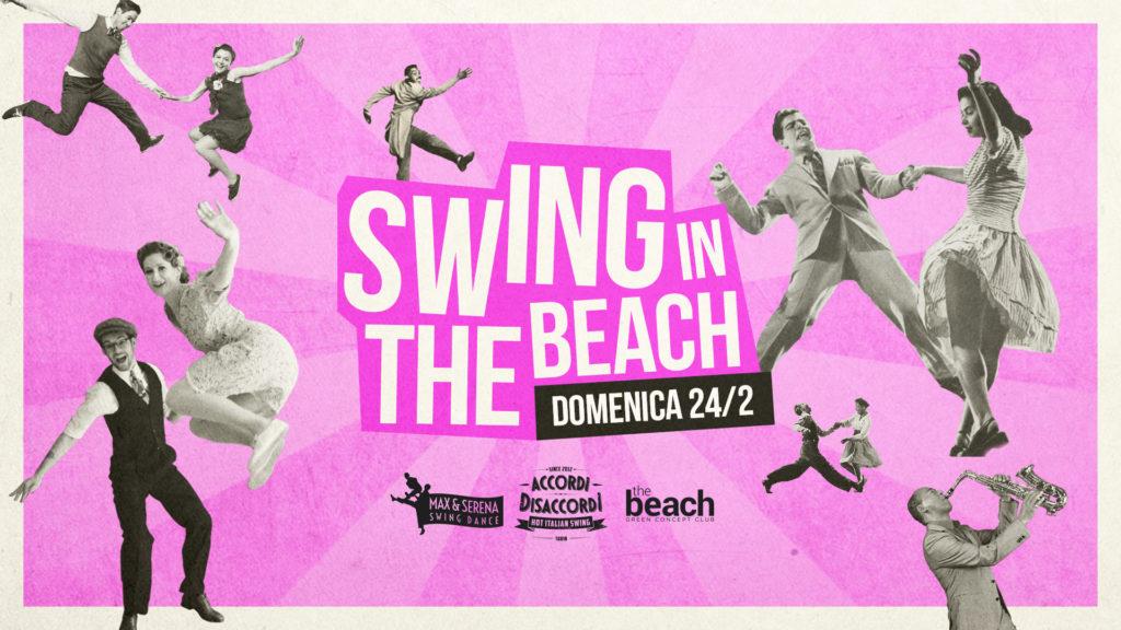 swing the beach torino