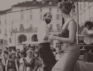 Max e Serena Torino Jazz Festival 2015