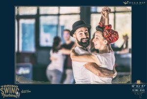 Max e Serena Swing Dance Shag Taster