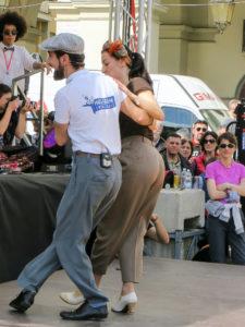 Max e Serena Swing Dance Jazz Festival Torino