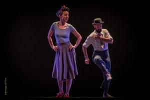 Max e Serena Swing Dance