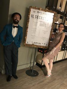 Max e Serena Swing Dance Affini bar