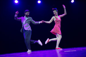 Max e Serena Swing Dance @OGR