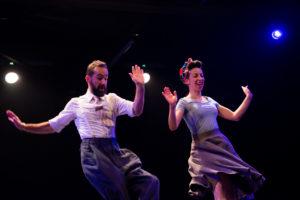 OGR Torino Max e Serena Swing Dance