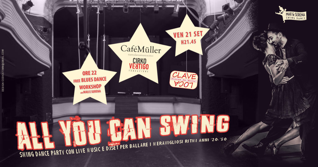 All You Can Swing