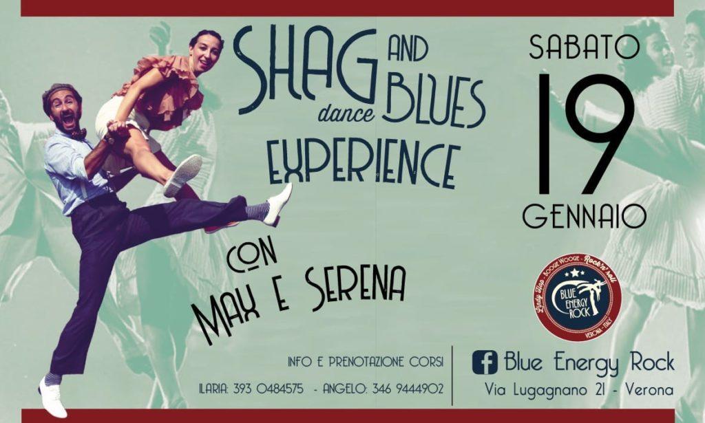 Shag Blues Charleston Max e Serena Verona