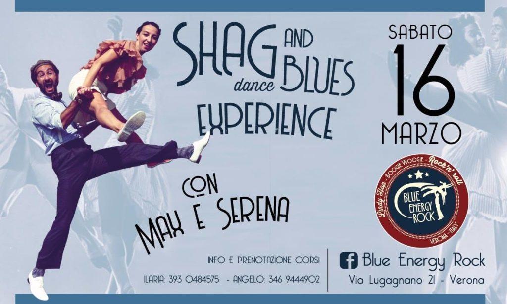 Shag Lindy Blues dance Verona