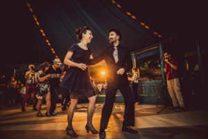 Max e Serena Swing Dance