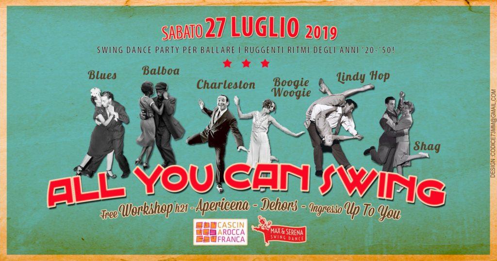 Lindy Hop Torino