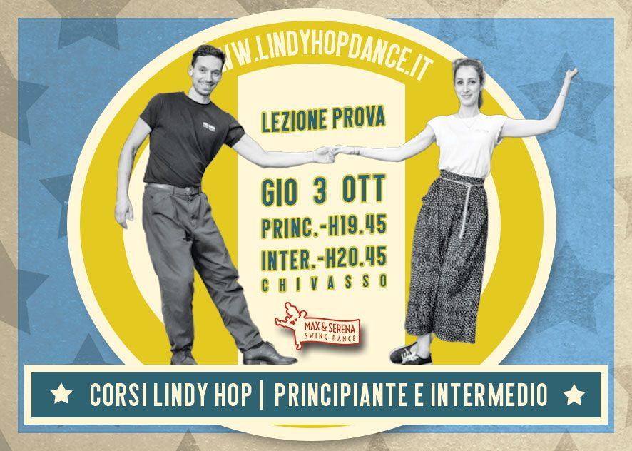 Lindy Hop Chivasso
